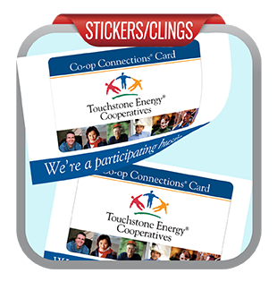 Register Stickers and Window Clings